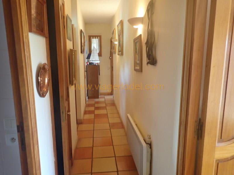 Vitalicio  casa Vence 265000€ - Fotografía 7