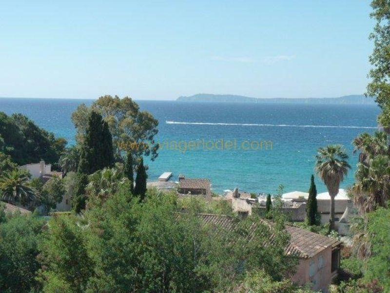 Vitalicio  apartamento Rayol-canadel-sur-mer 283000€ - Fotografía 5