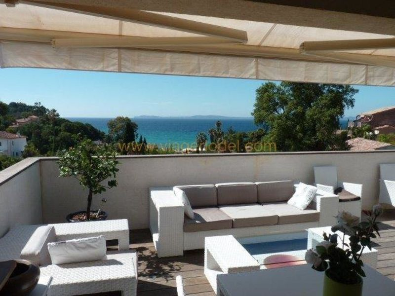 Life annuity apartment Rayol-canadel-sur-mer 283000€ - Picture 1