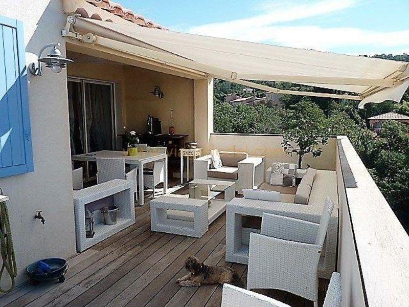 Vitalicio  apartamento Rayol-canadel-sur-mer 283000€ - Fotografía 9