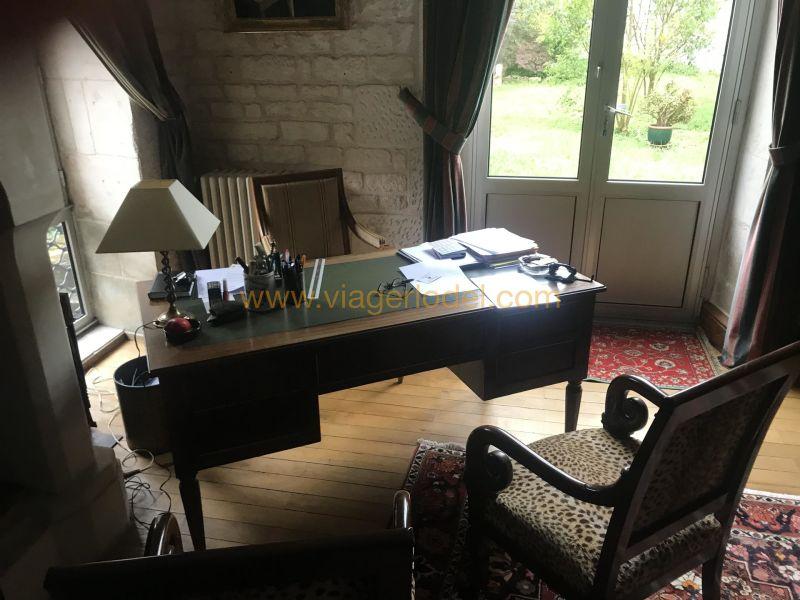 Vendita nell' vitalizio di vita hotel privato Niort 465000€ - Fotografia 6