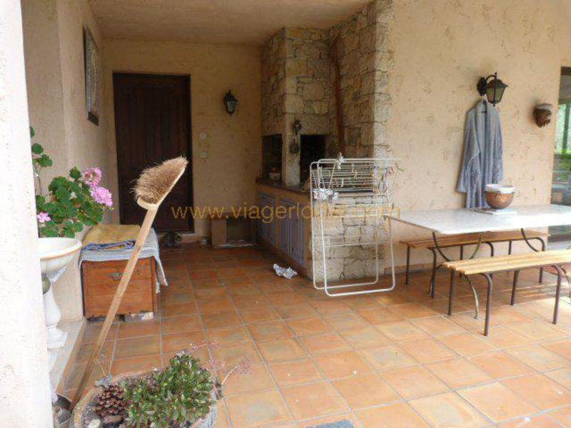 Verkauf auf rentenbasis haus Roquefort-les-pins 345000€ - Fotografie 9