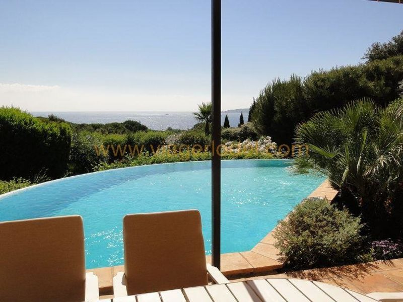 Life annuity house / villa Sainte-maxime 1045000€ - Picture 1