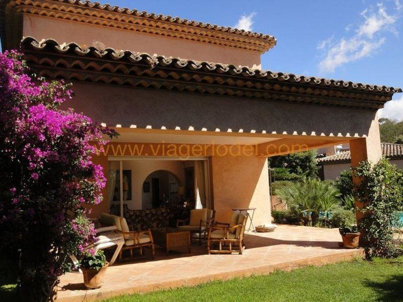 Life annuity house / villa Sainte-maxime 1045000€ - Picture 3