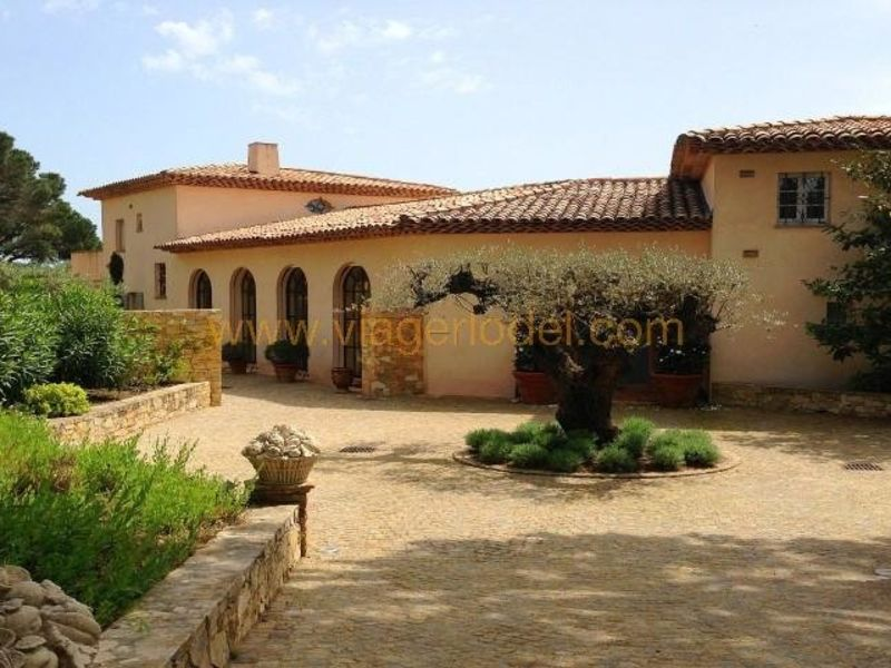 Viager maison / villa Saint-tropez 7500000€ - Photo 4