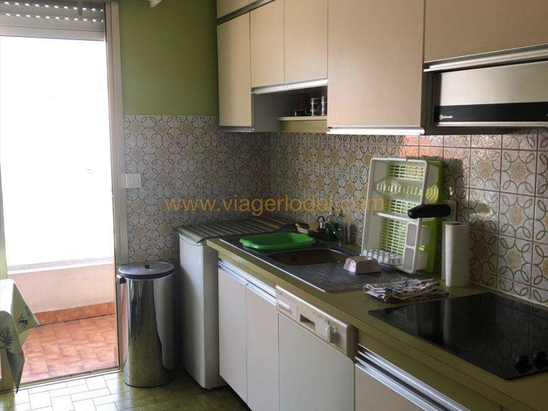 Vendita nell' vitalizio di vita appartamento Roquebrune-cap-martin 72500€ - Fotografia 4