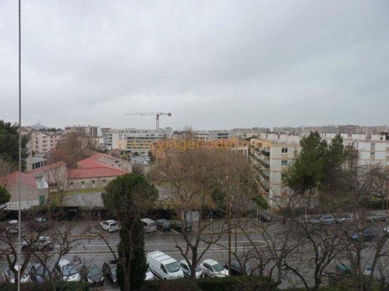 Lijfrente  appartement Marseille 4ème 39000€ - Foto 8