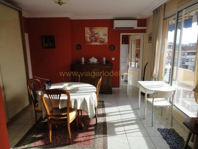 Life annuity apartment Draguignan 138 000€ - Picture 5
