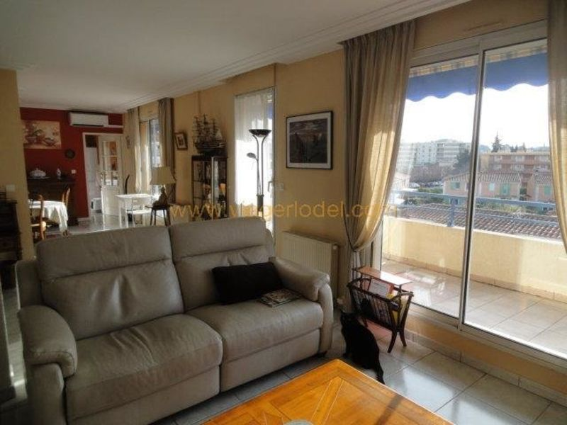 Life annuity apartment Draguignan 138 000€ - Picture 4