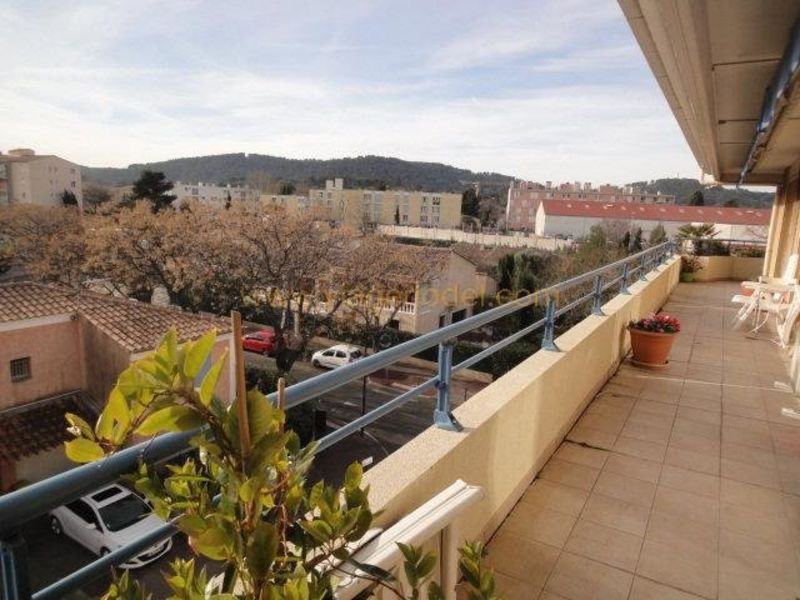 Life annuity apartment Draguignan 138 000€ - Picture 1