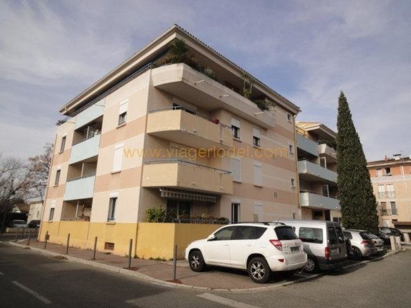 Life annuity apartment Draguignan 138 000€ - Picture 16