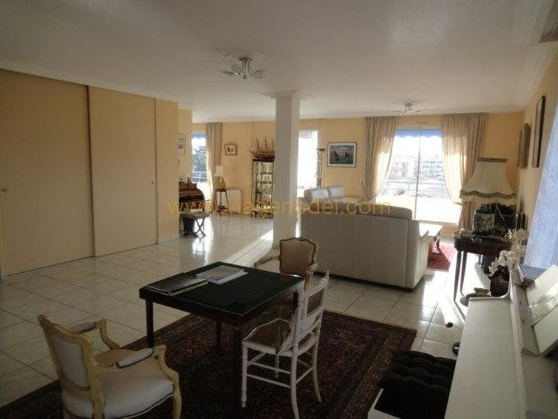 Life annuity apartment Draguignan 138 000€ - Picture 2