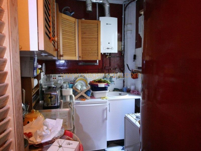 Viager appartement Paris 9ème 140000€ - Photo 5
