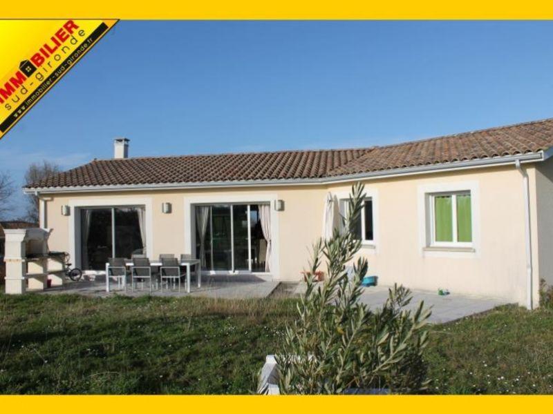 Vente maison / villa Langon 254400€ - Photo 1