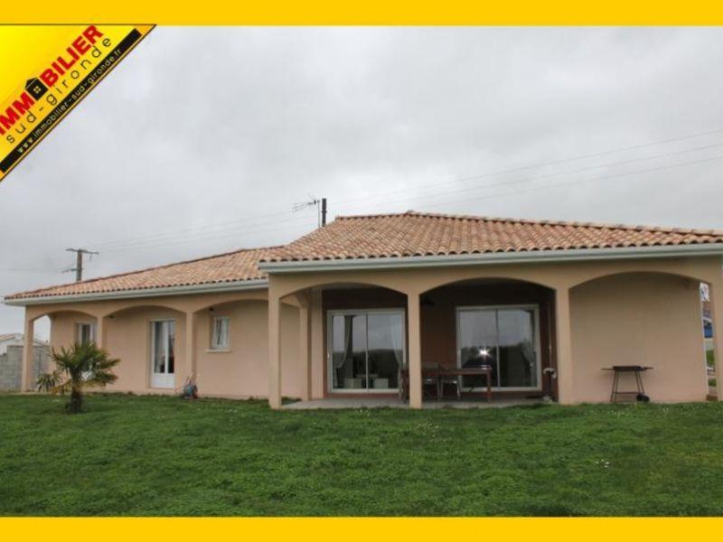 Venta  casa Langon 322000€ - Fotografía 1