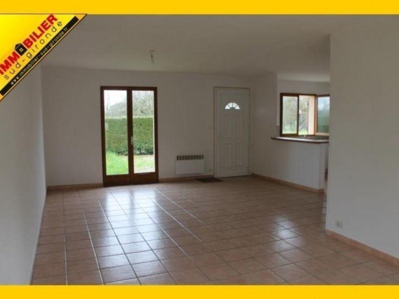 Vente maison / villa Langon 181300€ - Photo 1