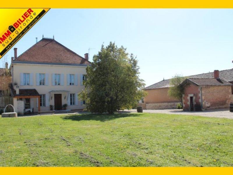 Vente maison / villa Langon 451500€ - Photo 1