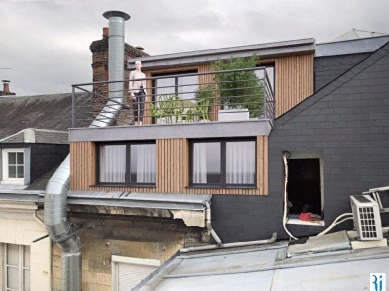 Vendita appartamento Rouen 210000€ - Fotografia 1