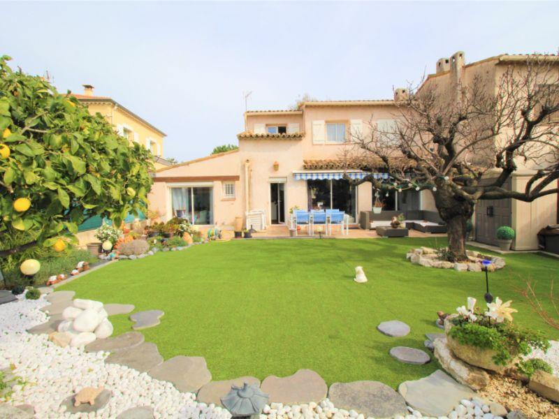 Sale house / villa Cagnes sur mer 630000€ - Picture 1