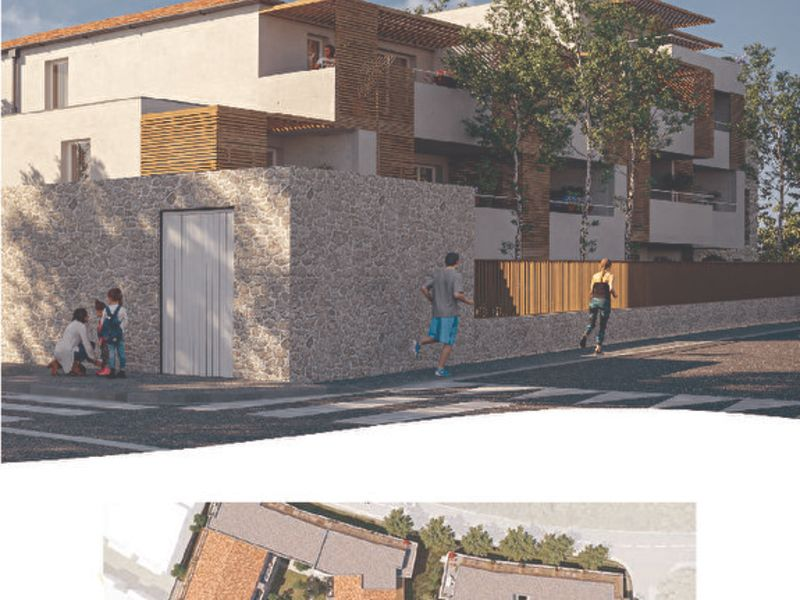 Vente neuf immeuble Vendargues  - Photo 4