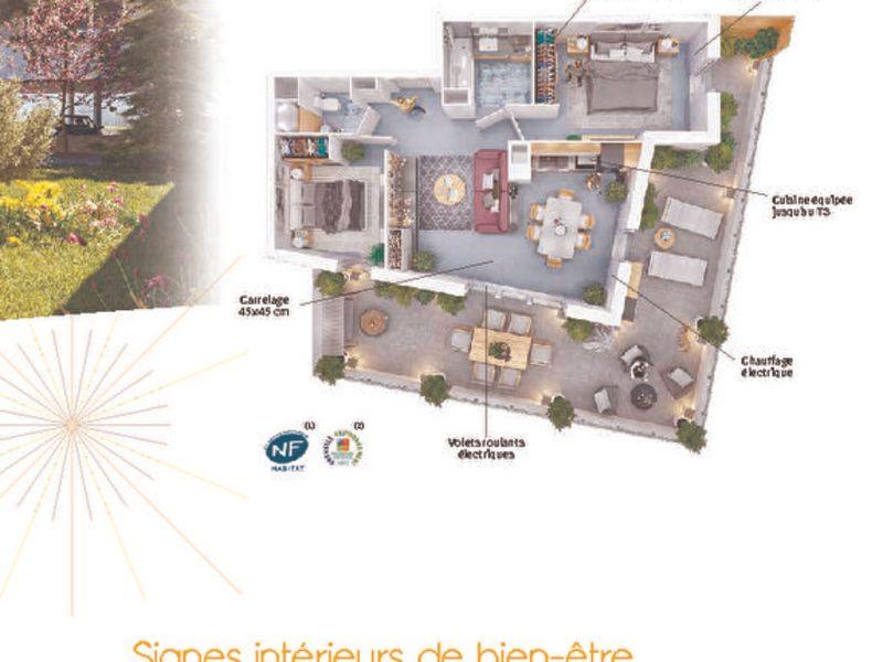 Vente appartement Vendargues 252000€ - Photo 3