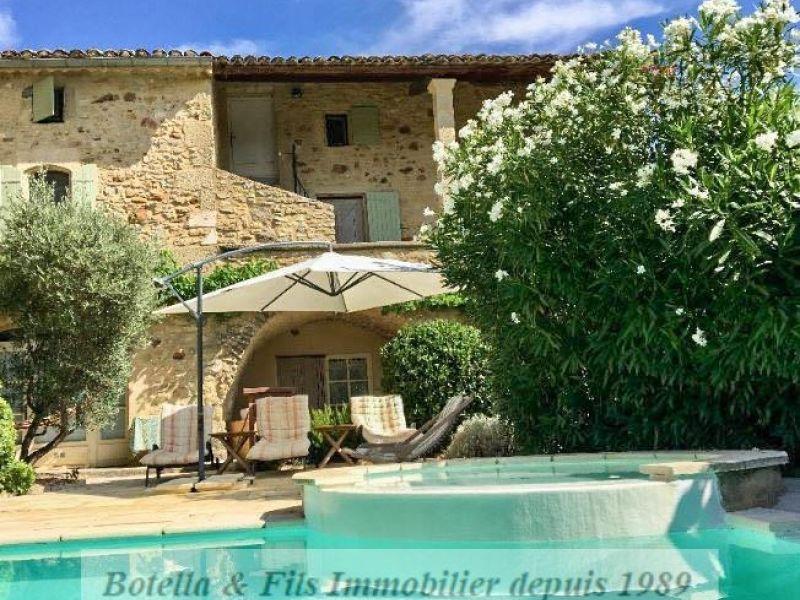 Vente maison / villa Uzes 525000€ - Photo 1