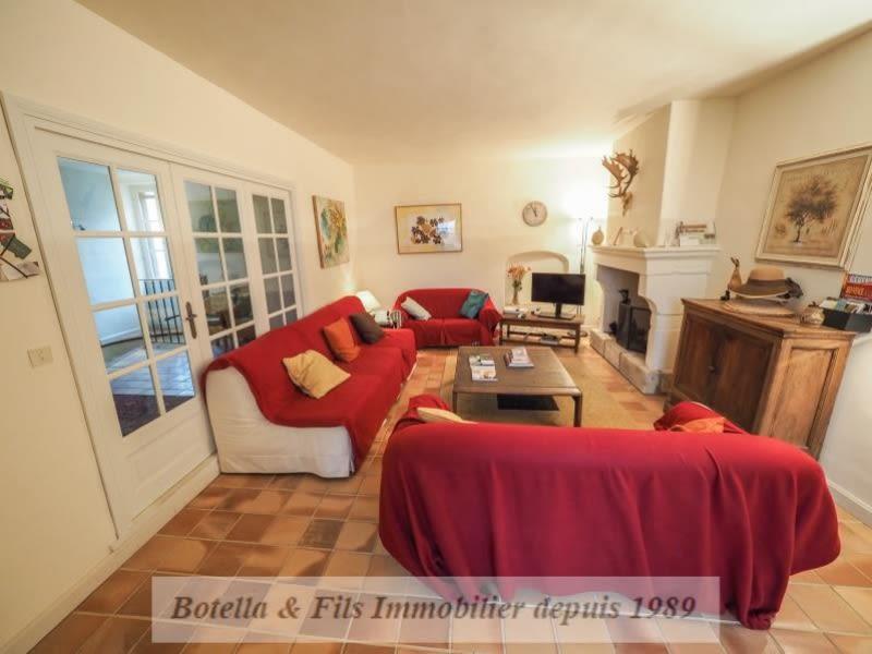 Vente maison / villa Uzes 525000€ - Photo 5