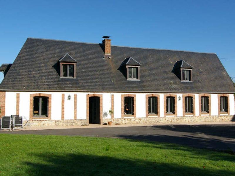Vente maison / villa Fauville en caux 240000€ - Photo 1