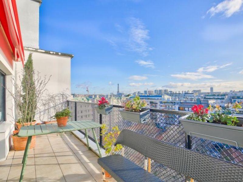 Rental apartment Paris 16 2500€ CC - Picture 2