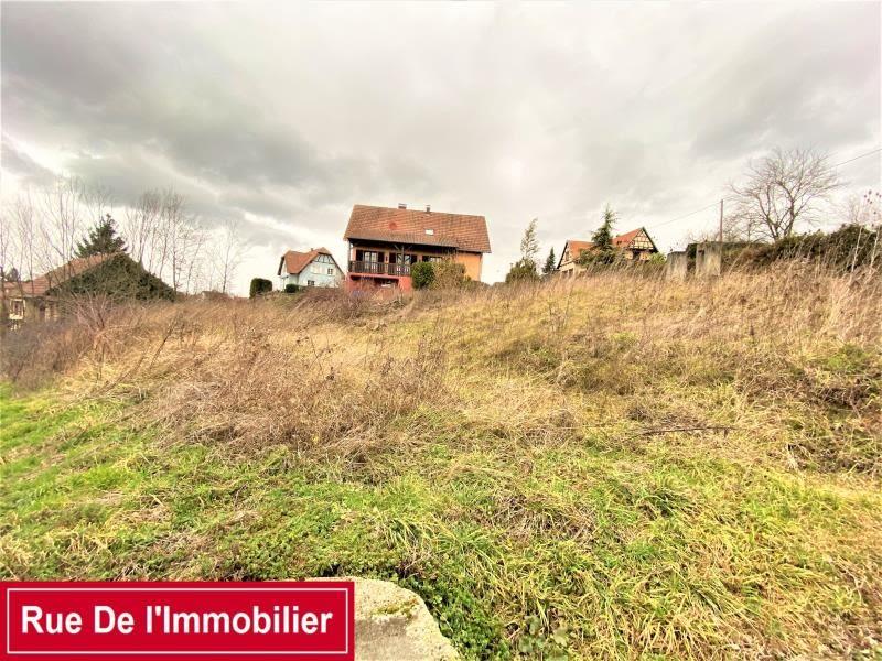 Vente terrain Melsheim 66000€ - Photo 3