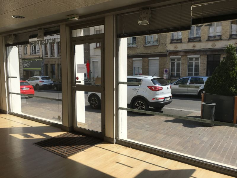 Location local commercial Saint omer 800€ HC - Photo 2
