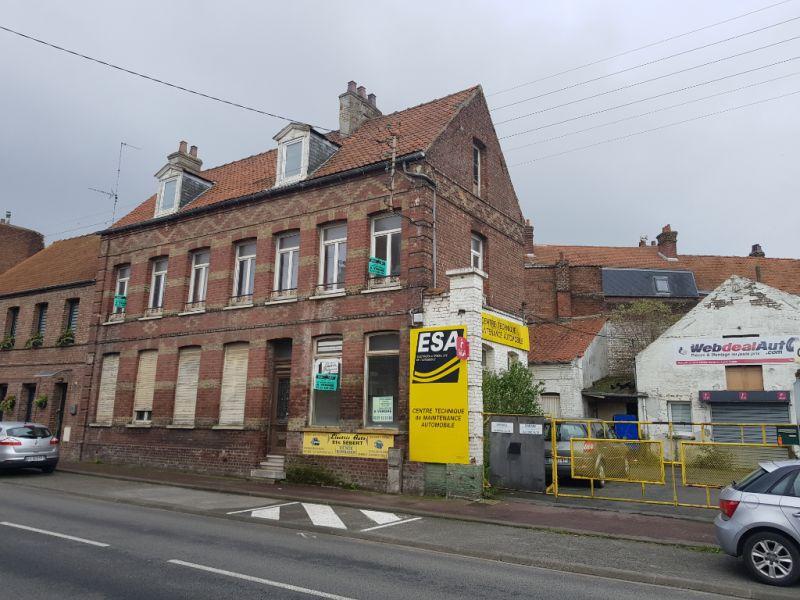 Vente immeuble Saint omer 267240€ - Photo 1