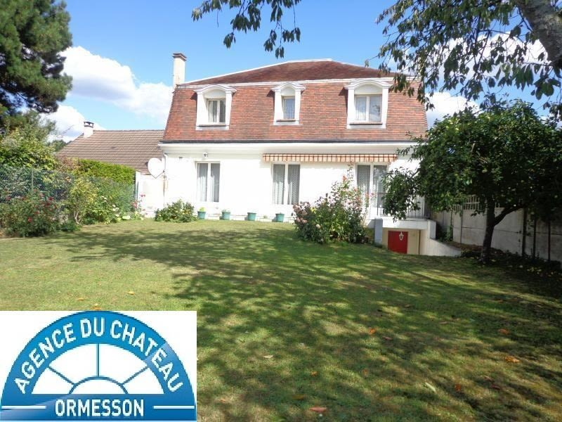 Vente maison / villa Ormesson sur marne 499 900€ - Photo 1