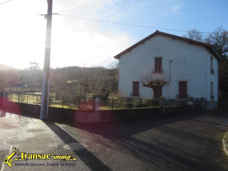 Vente maison / villa Ris 86800€ - Photo 1