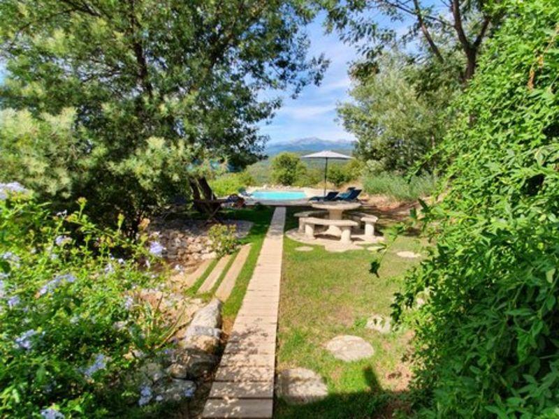 Sale house / villa Ceret 395000€ - Picture 1