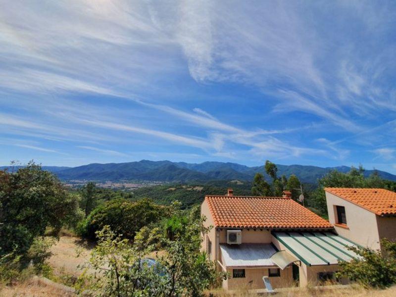 Sale house / villa Ceret 395000€ - Picture 3