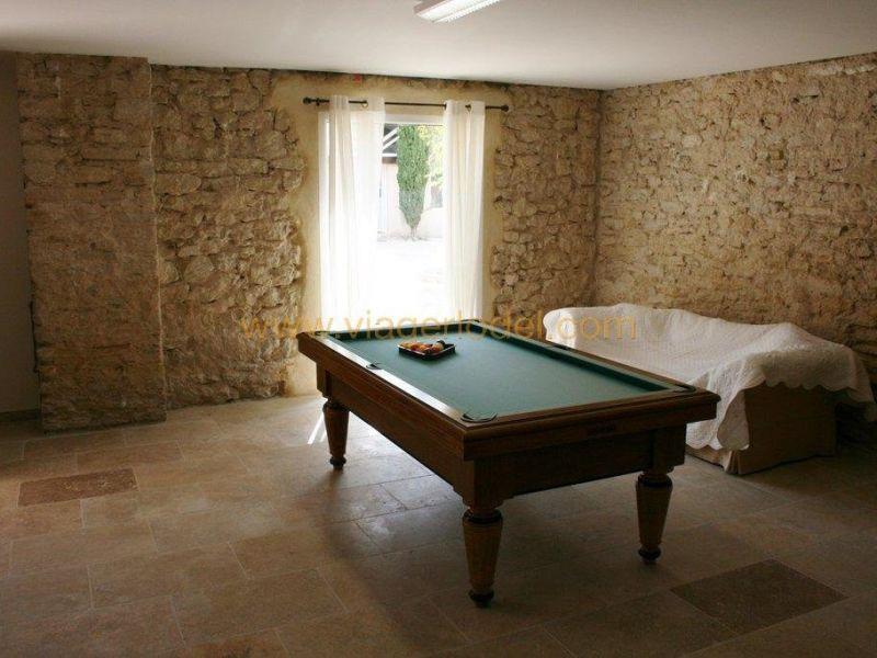 Verkauf auf rentenbasis haus Lagnes 1150000€ - Fotografie 11