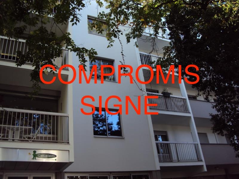 Vente appartement Mulhouse 170000€ - Photo 1