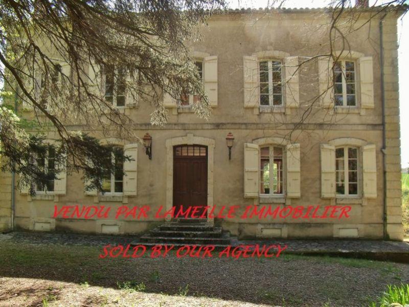 Vente maison / villa Lectoure 345000€ - Photo 1