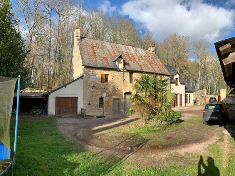 Sale house / villa Le fresne camilly 170000€ - Picture 1