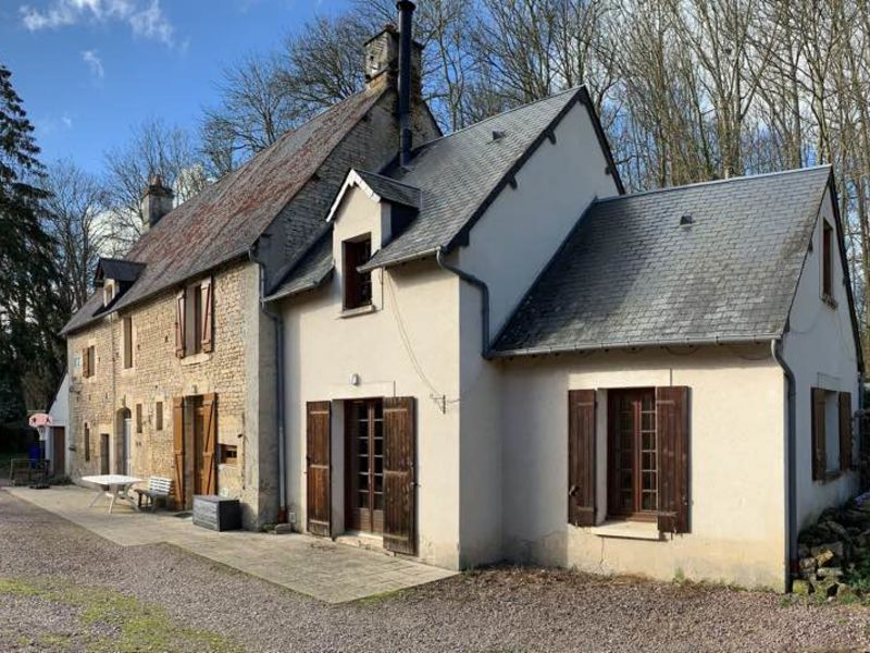 Sale house / villa Le fresne camilly 170000€ - Picture 2