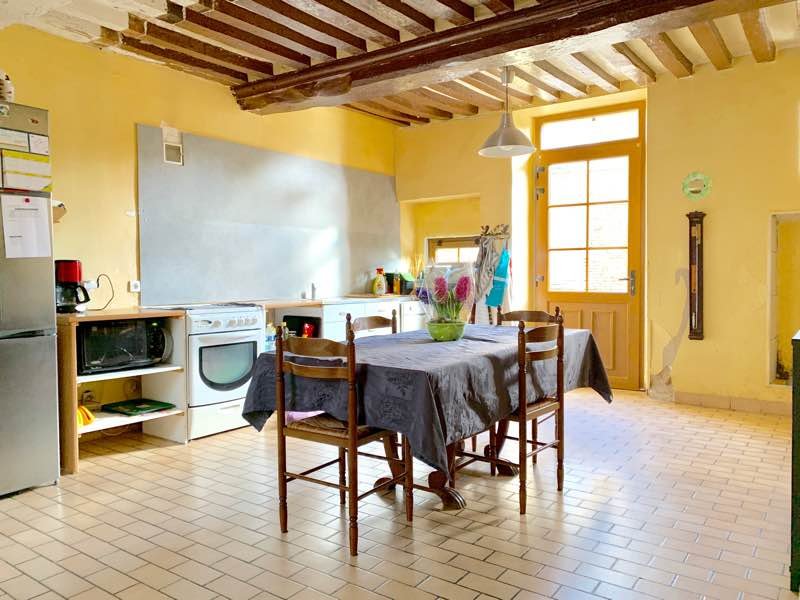 Sale house / villa Le fresne camilly 170000€ - Picture 5