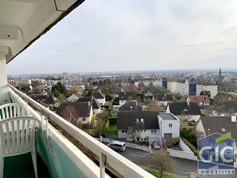 Sale apartment Caen 195000€ - Picture 1