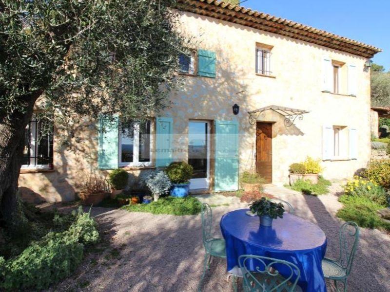 Vente maison / villa Le tignet 749000€ - Photo 3