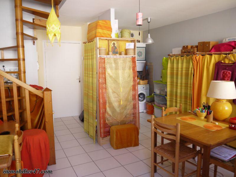 Verhuren  appartement Montpezat 300€ CC - Foto 12