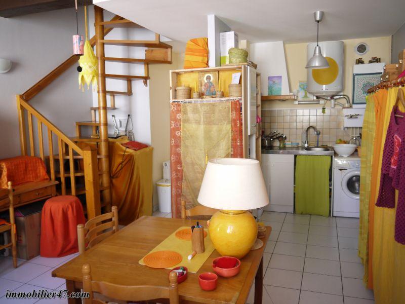 Verhuren  appartement Montpezat 300€ CC - Foto 13