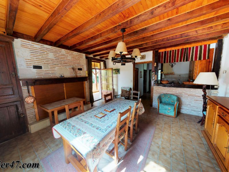Vente maison / villa Montastruc 119000€ - Photo 4