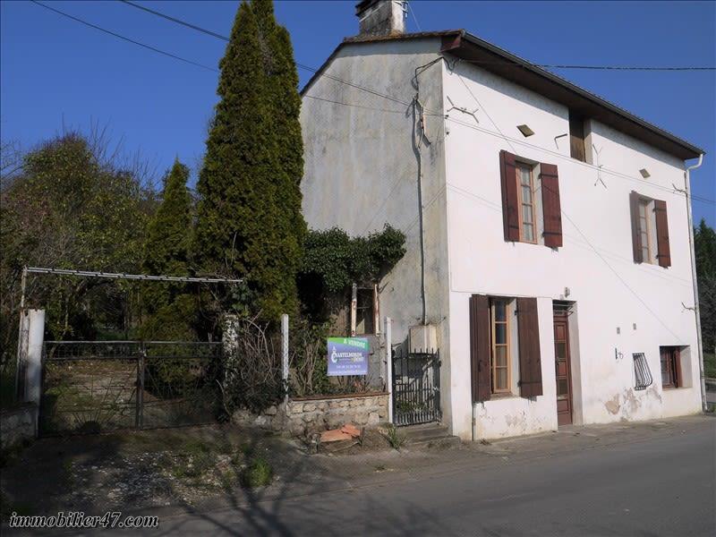 Sale house / villa Castelmoron sur lot 49900€ - Picture 1