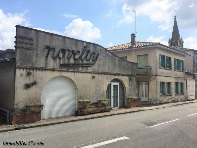 Sale house / villa Saint etienne de fougeres 109000€ - Picture 1