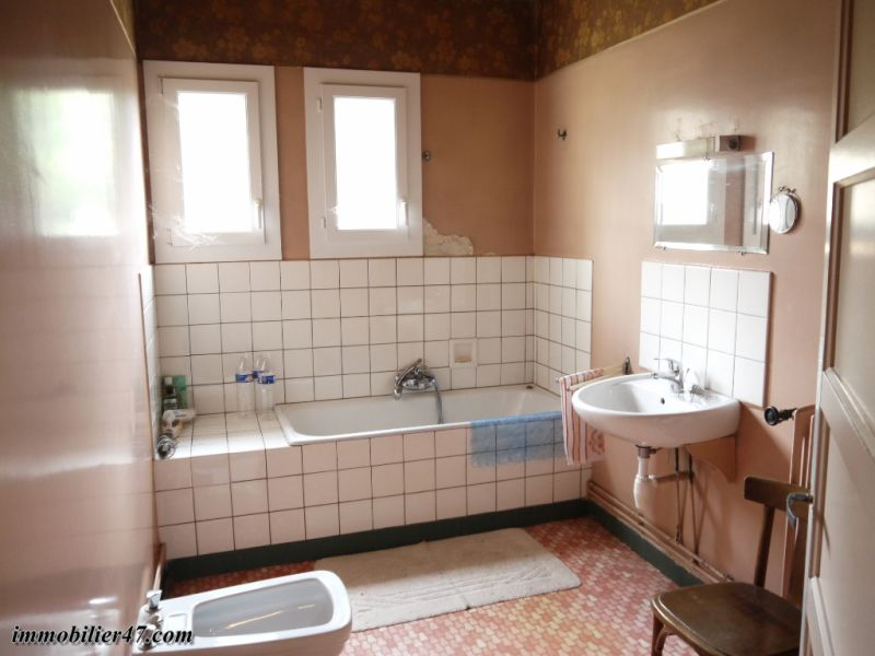 Sale house / villa Saint etienne de fougeres 109000€ - Picture 10